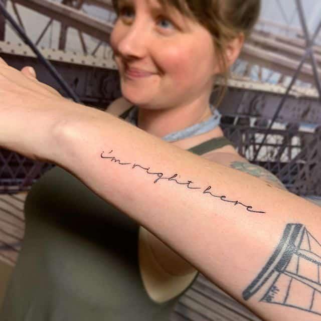 Alydolltattoo Script Tattoo Style Body Art Soul Tattoos Tattoo Piercing Apprenticeships