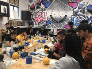 Tattoo Workshop in Brooklyn