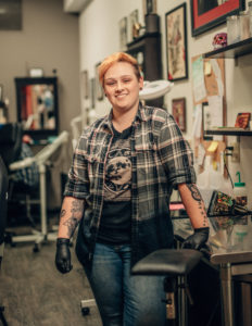 Sam At Body Art And Soul Tattoos In New Haven Body Art Soul Tattoos Tattoo Piercing Apprenticeships