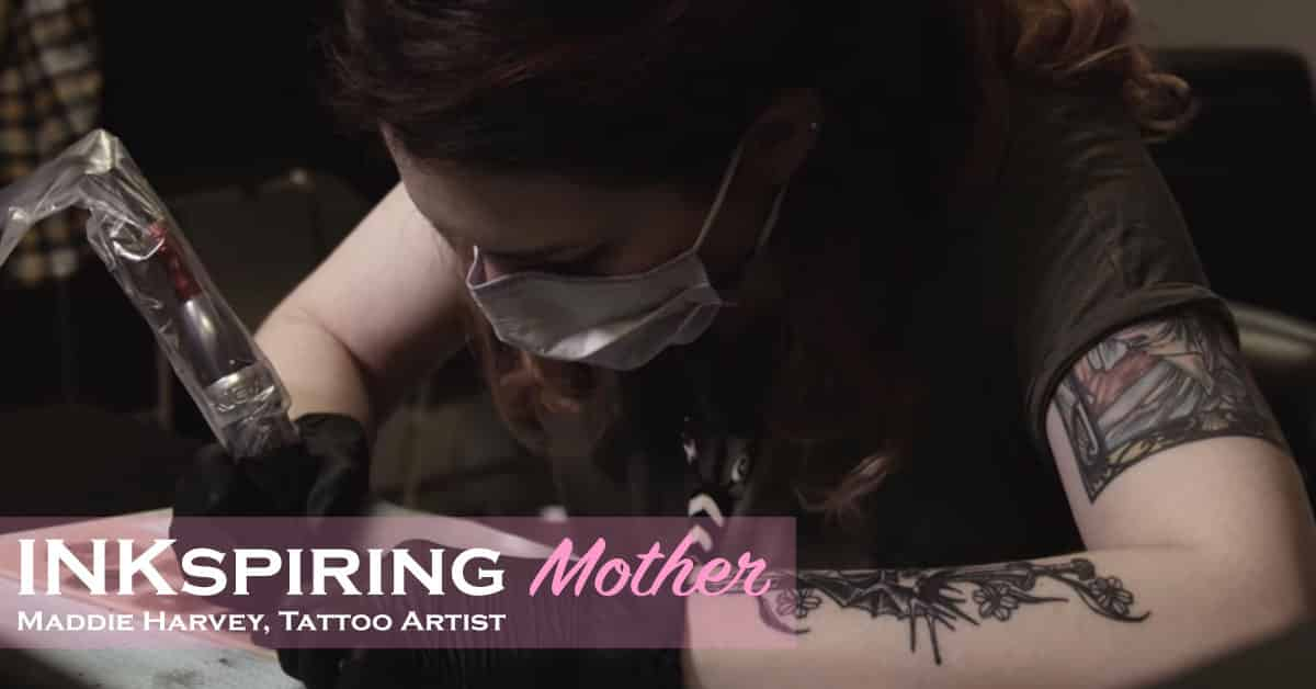 Cosmetic Tattoos by Maddie Harvey