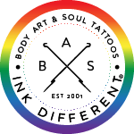 Body Art & Soul Tattoos Pride Logo RGB-150